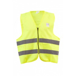 Safetyvest with zipper, unisex